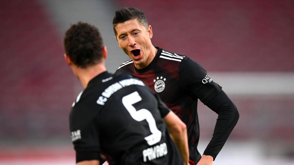 Le Borussia Dortmund s'effrite, le Bayern Munich en profite - Eurosport