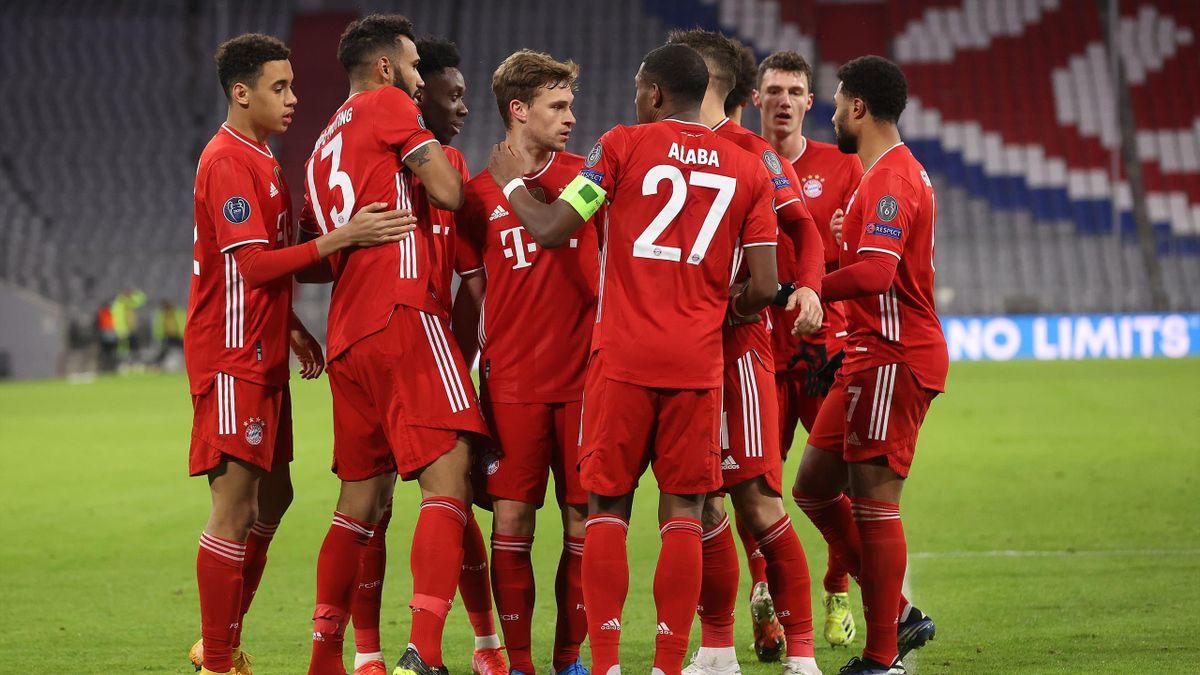 Champions-League-Titelverteidiger FC Bayern