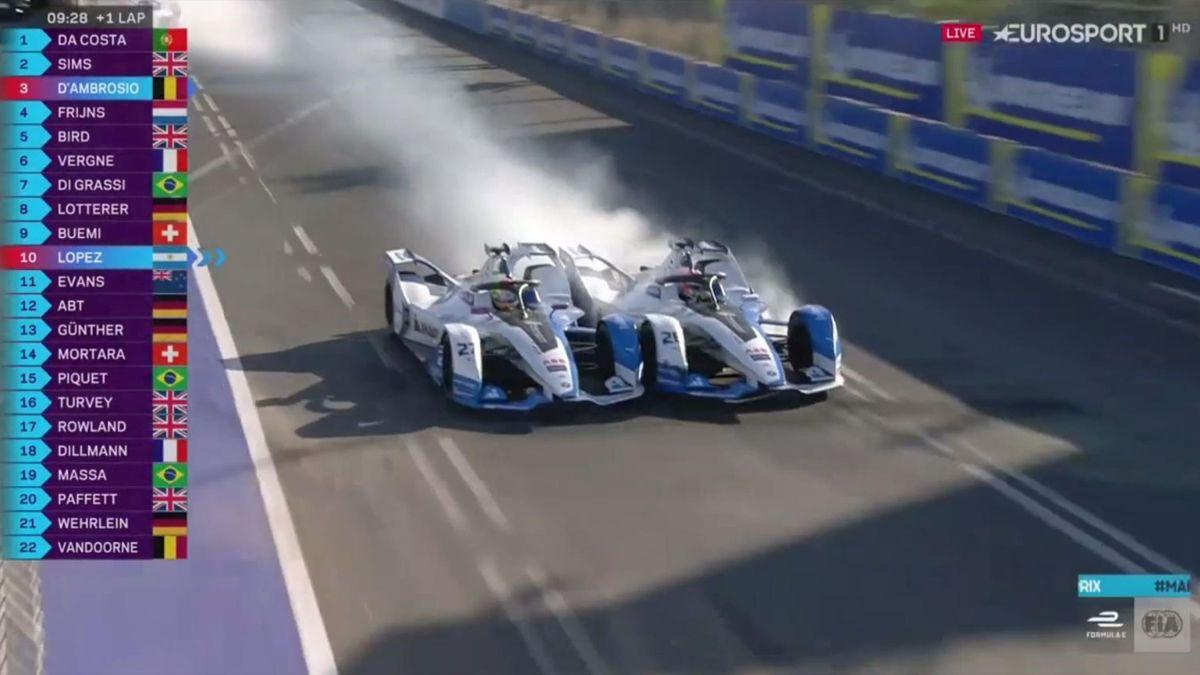 BMW, Antonio Félix Da Costa y Alexander Sims
