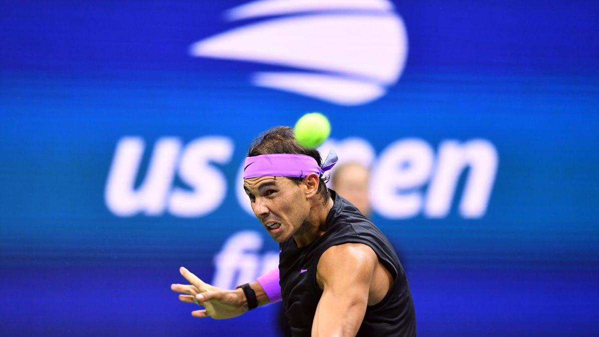 Rafael Nadal este deținătorul trofeului la US Open