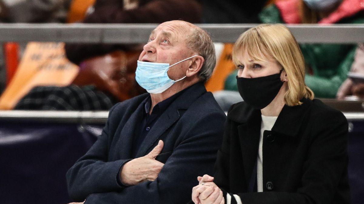 Алексей Мишин и Татьяна Прокофьева