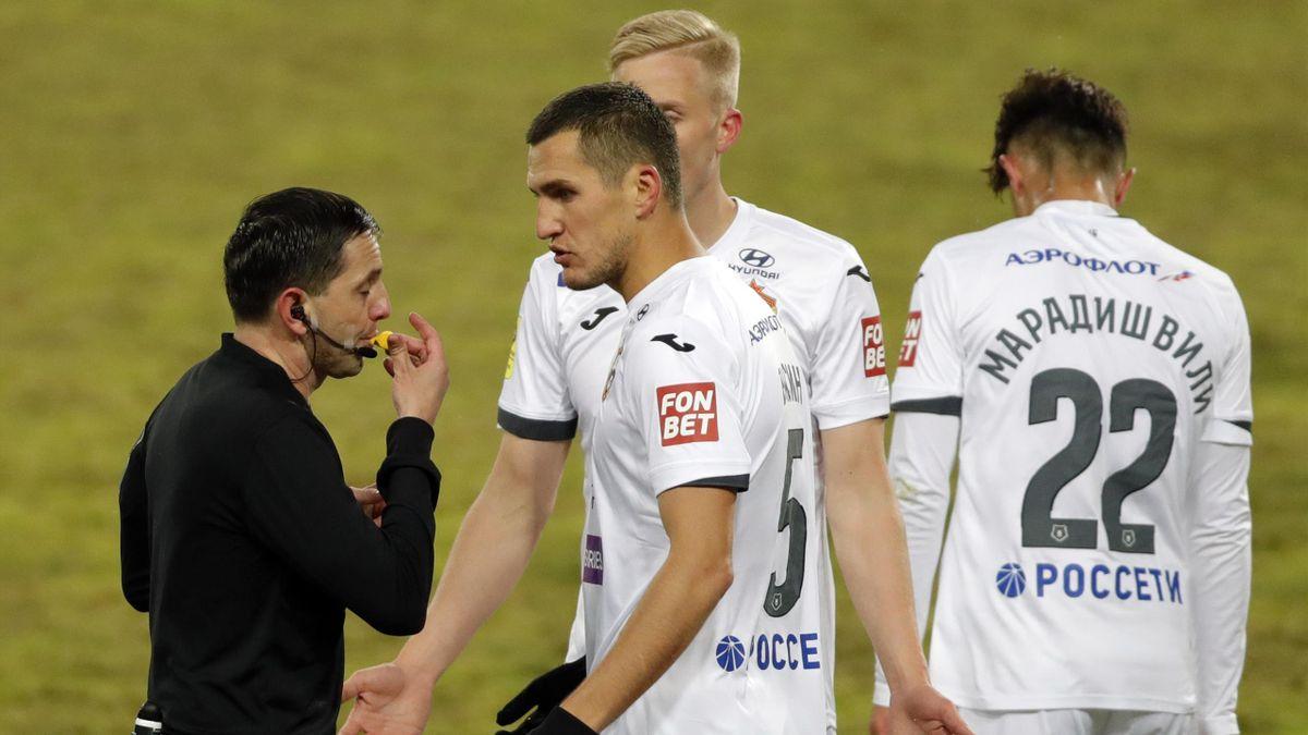 Виктор Васин, «Локомотив» – ЦСКА