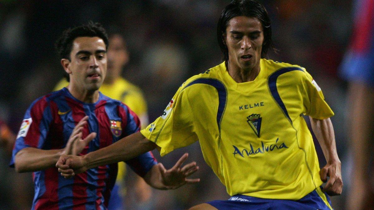 Xavi Hernández (FC Barcelona-Cádiz)