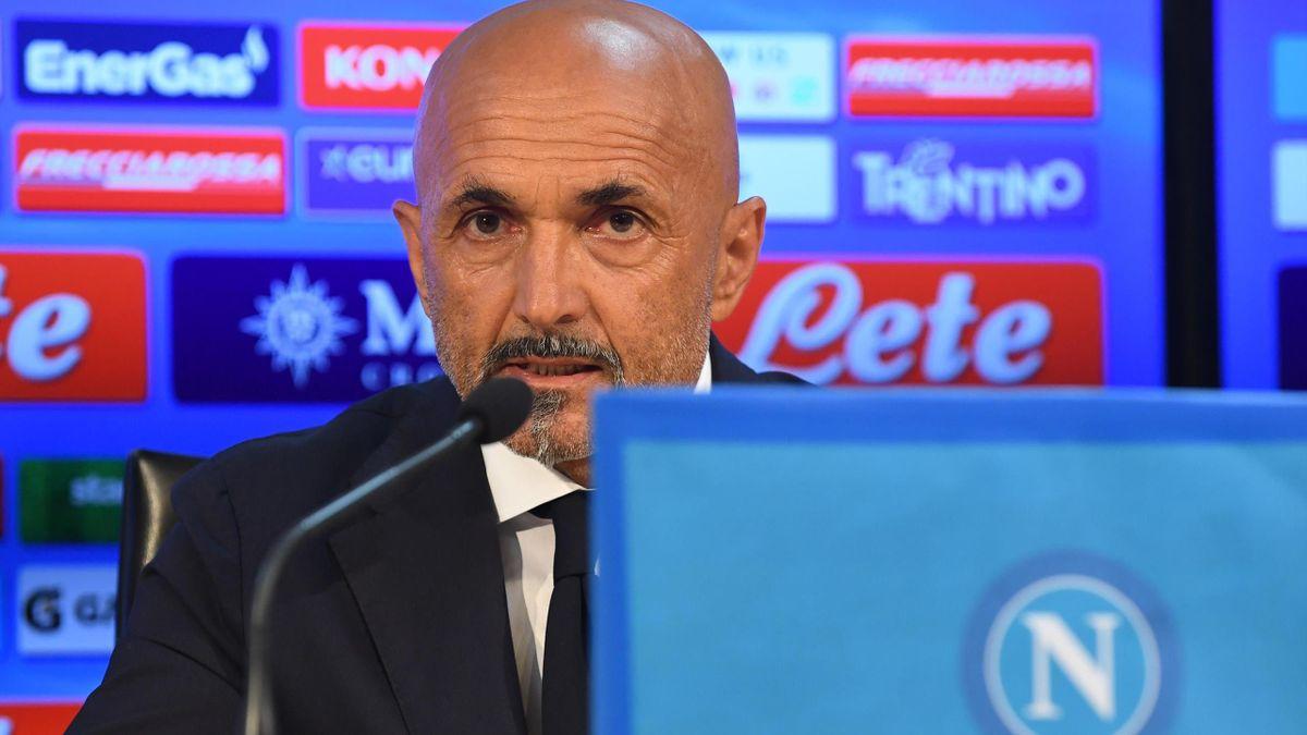 Luciano Spalletti, nuovo allenatore del Napoli
