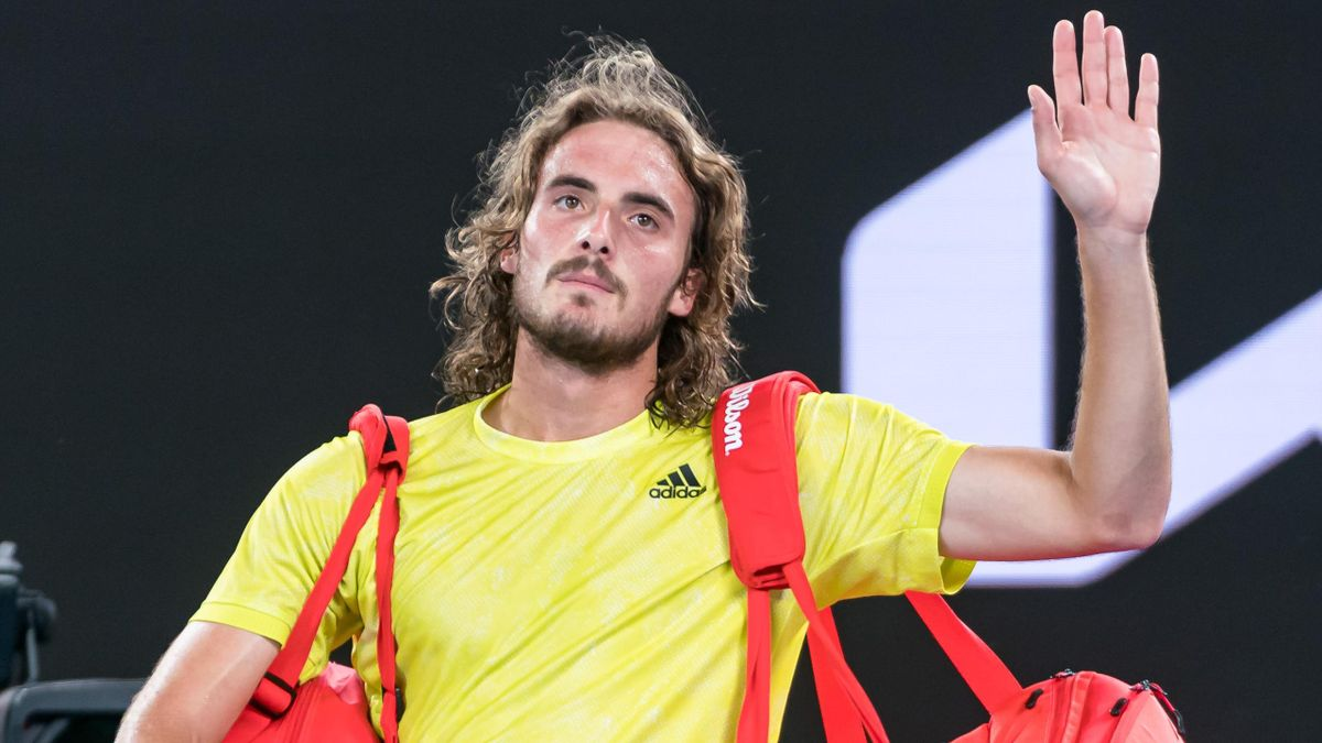 'Take a bow' - The best of Tsitsipas at 2021 Australian Open