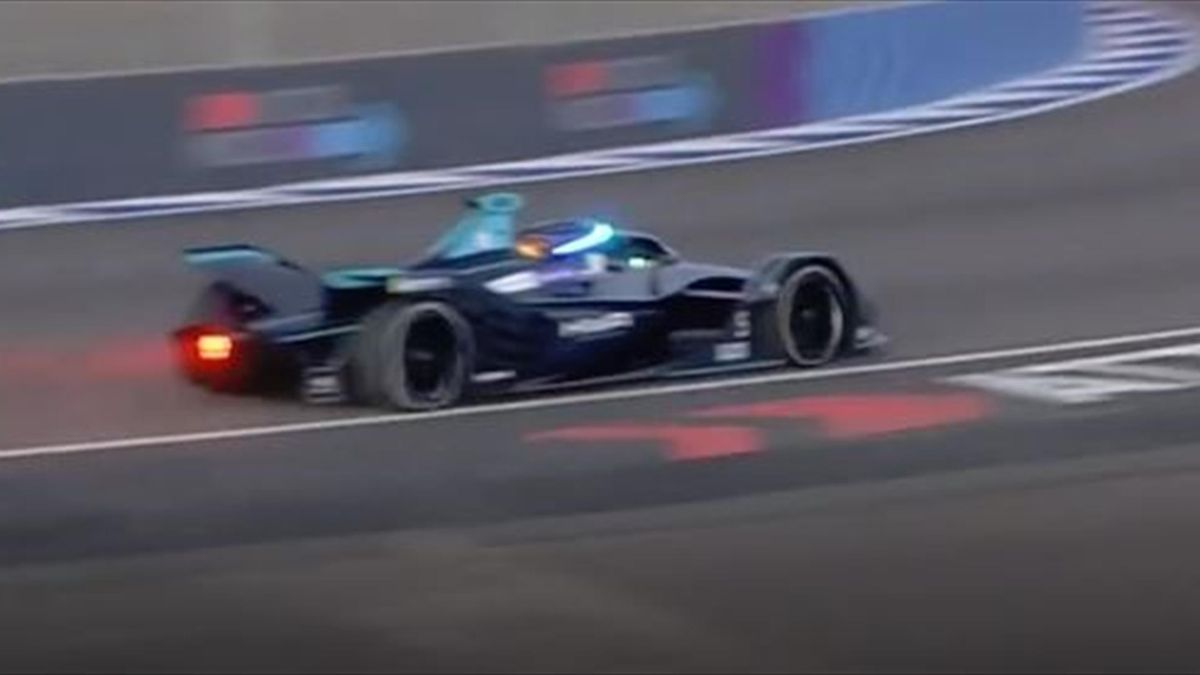 Stoffel Vandoorne in der Formel E
