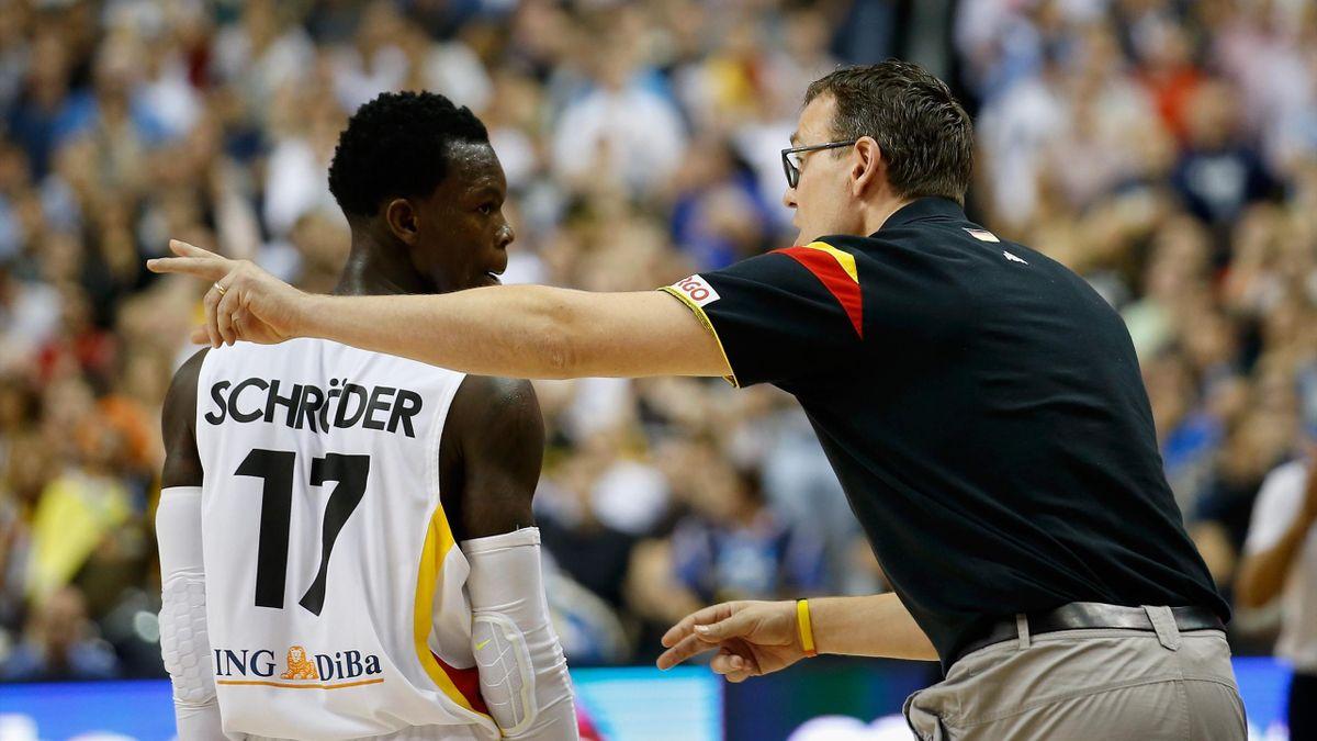 Dennis Schröder zieht mit Deutschland ins Viertelfinale ein