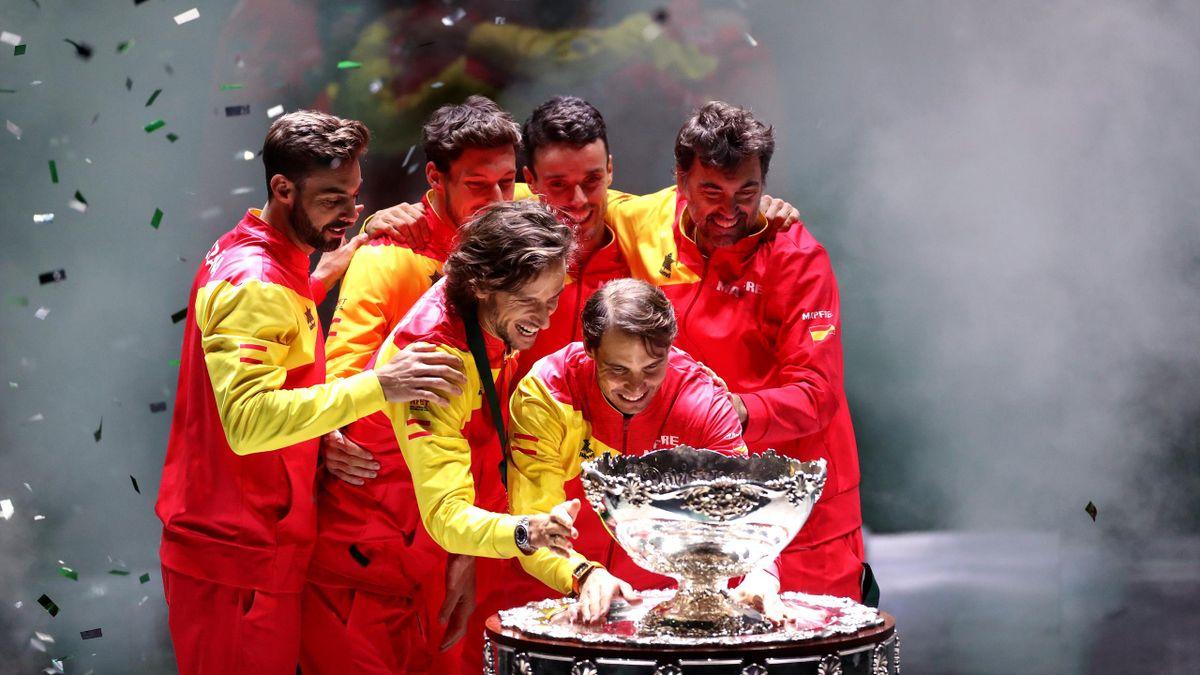 España. Copa Davis 2019