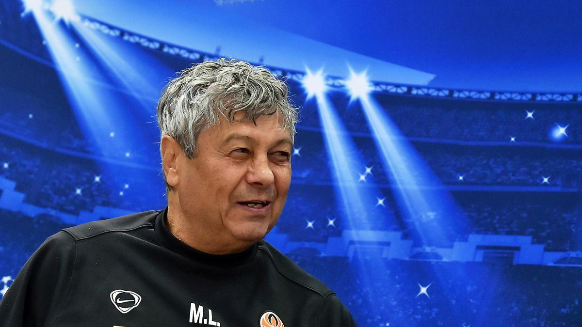 Preşedintele lui Dinamo Kiev, în culmea fericirii după ce Mircea Lucescu a semnat