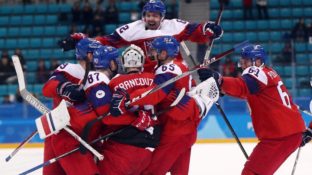 Czech Republic beat USA