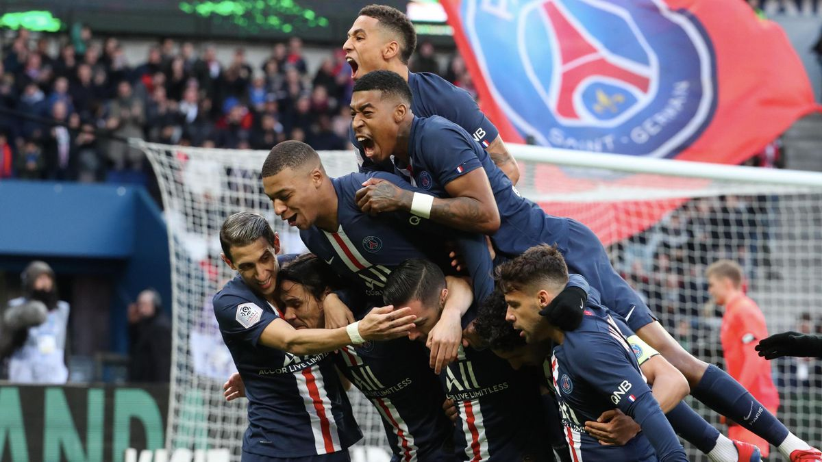 Le PSG facile face à Dijon