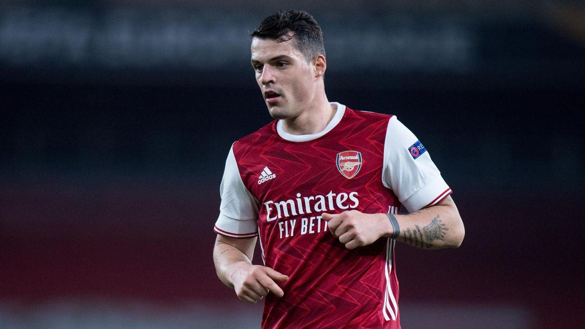 Granit Xhaka - FC Arsenal