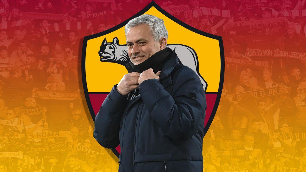 Josè Mourinho, Roma