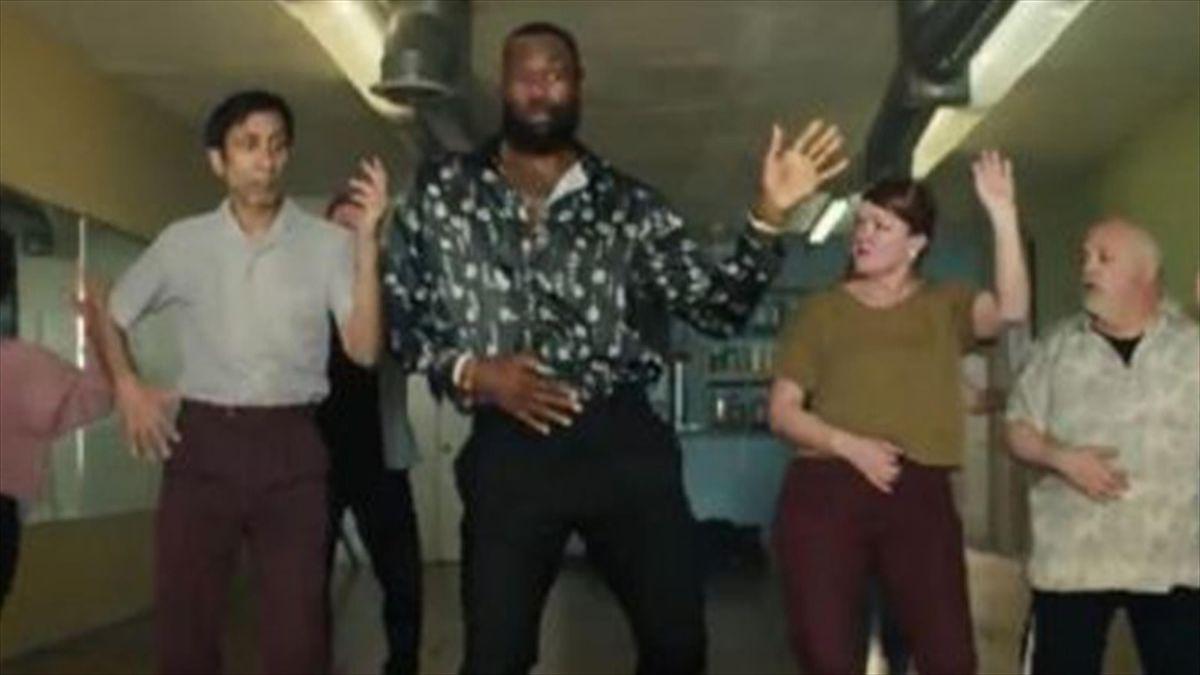 LeBron maestro di salsa: lo spot diventa virale