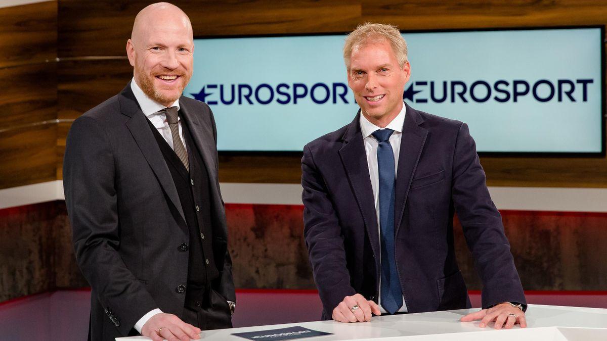 Matthias Sammer und Jan Henkel bilden das feste Bundesliga-Duo bei Eurosport