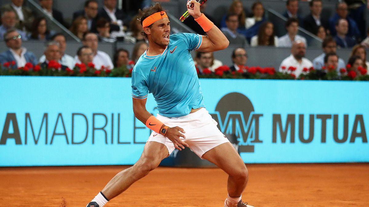 Nadal, Madrid Open