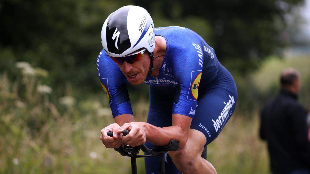 Tim Declercq of Belgium and Team Deceuninck - Quick-Step