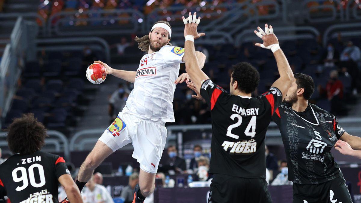 Dänemarks Superstar Mikkel Hansen im WM-Viertelfinale gegen Ägypten