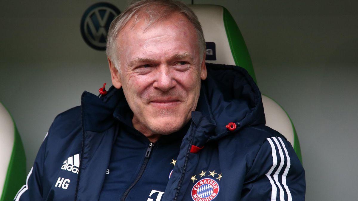 Hermann Gerland war Co-Trainer von Hansi Flick