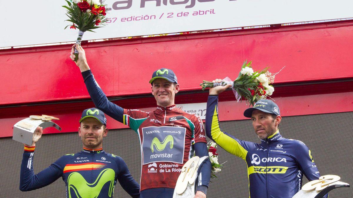 Sutherland en la Vuelta de La Rioja