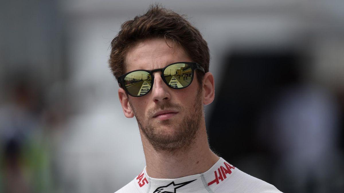 Romain Grosjean (Haas) - GP of Bahrain 2016