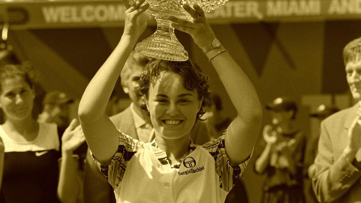 #MeciuriMemorabile și campioane memorabile: Martina Hingis