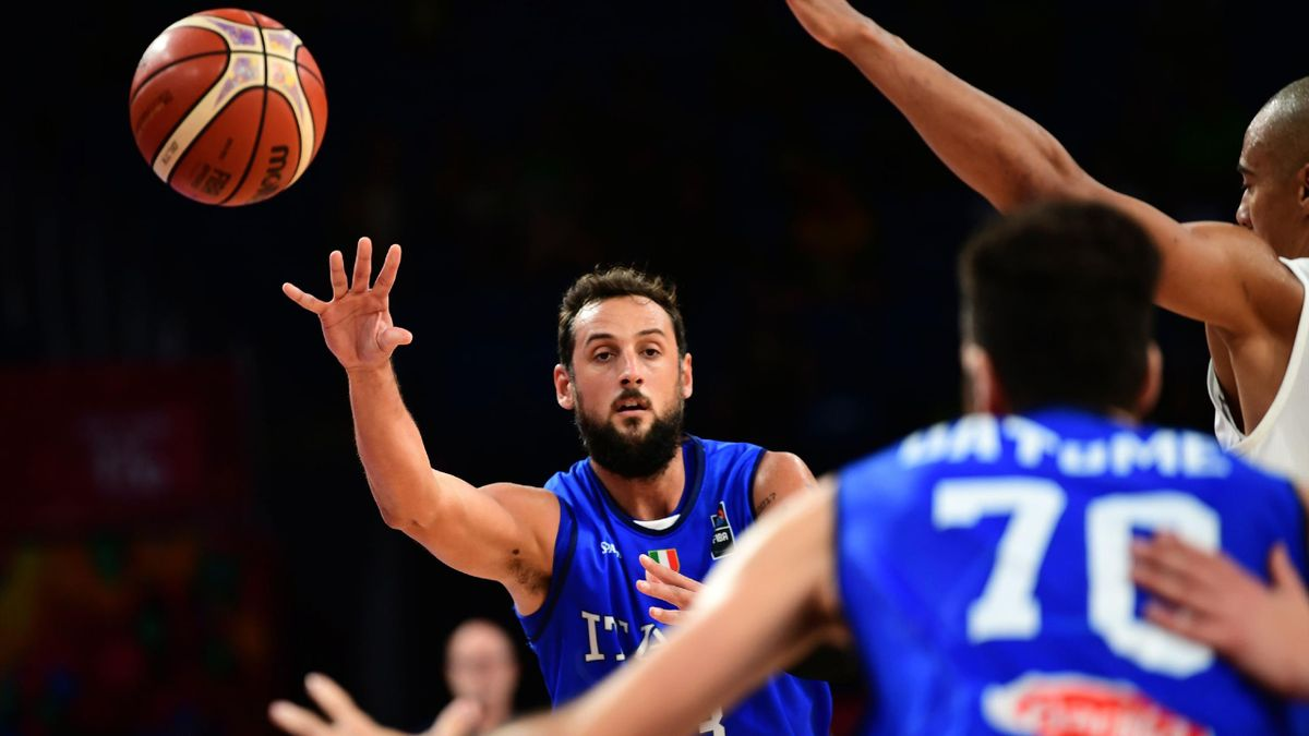 Marco Belinelli, Finlandia-Italia Eurobasket 2017