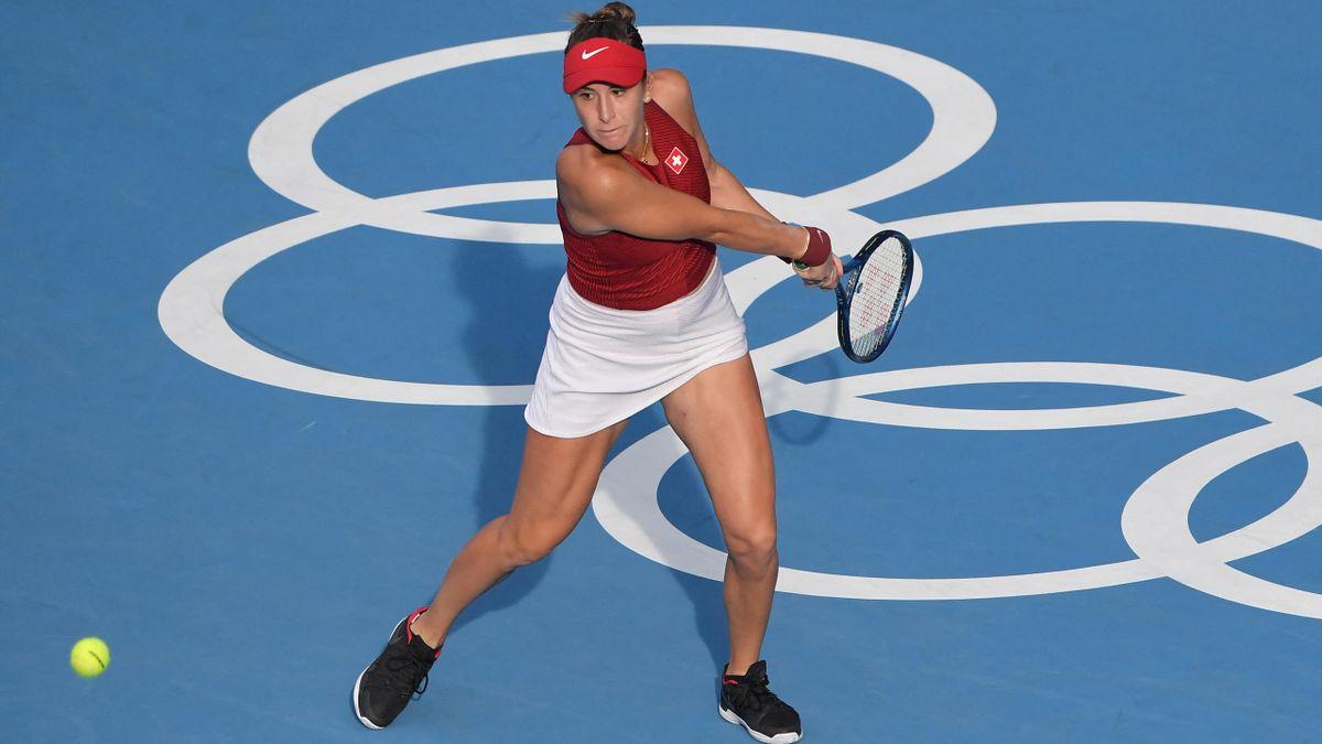 Belinda Bencic erreicht in Tokio das Finale