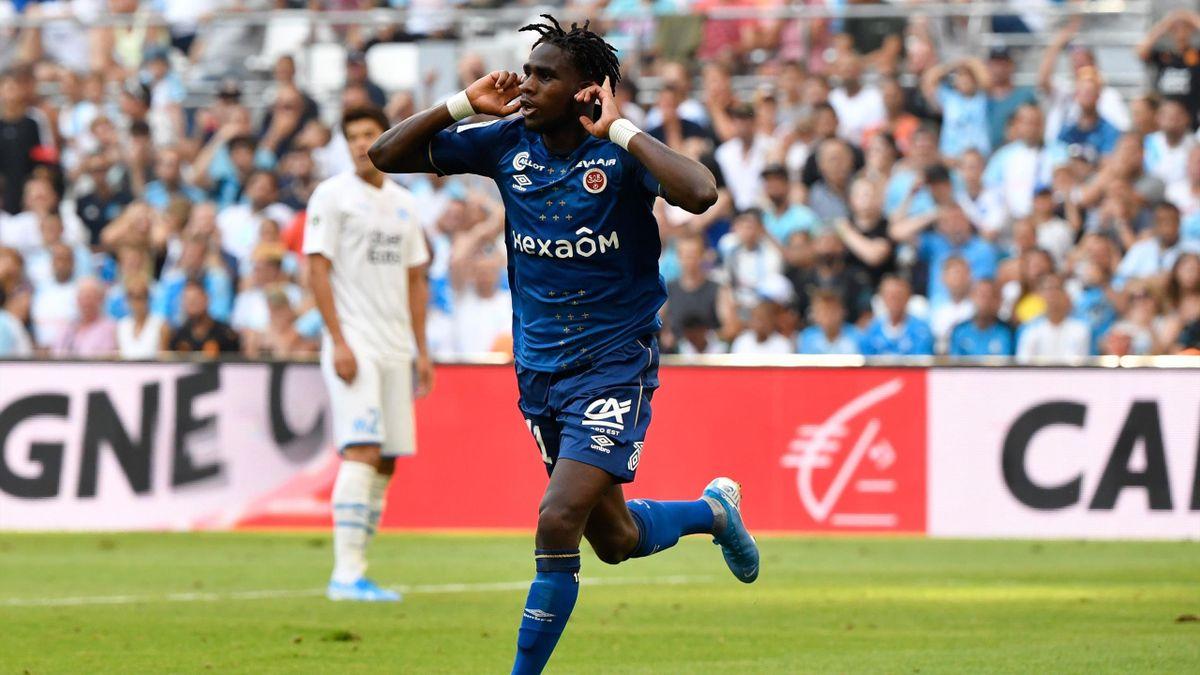 Reims stun Marseille to hand Villas-Boas losing start - Eurosport
