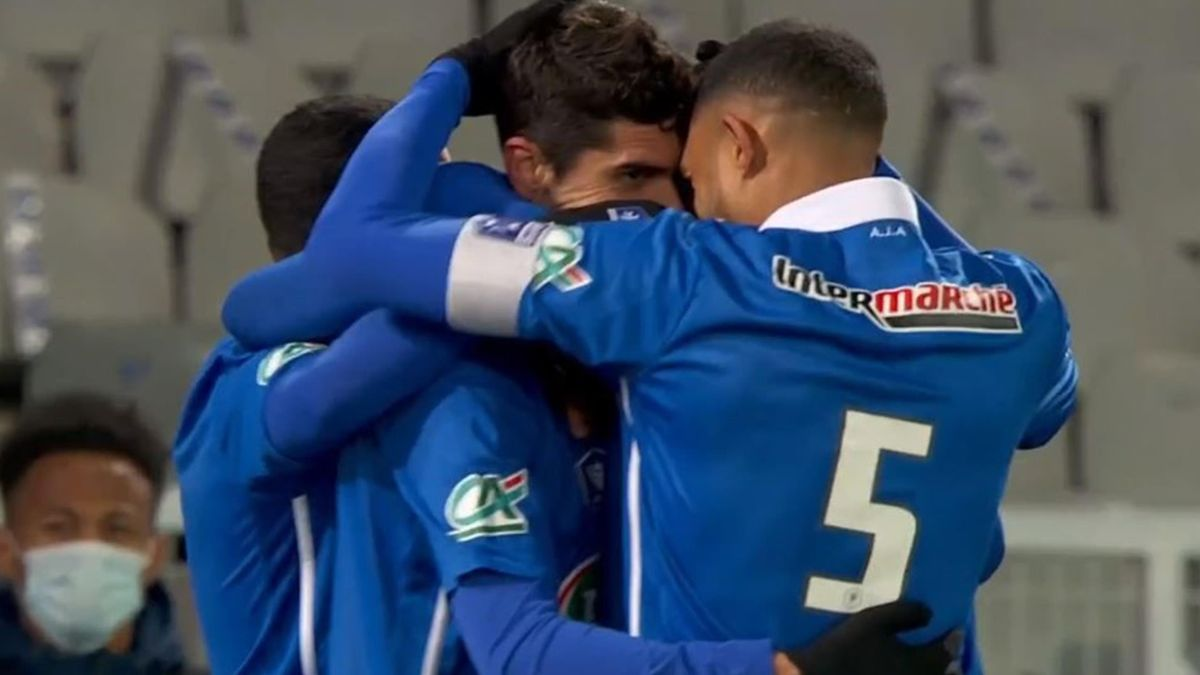 Auxerre Troyes