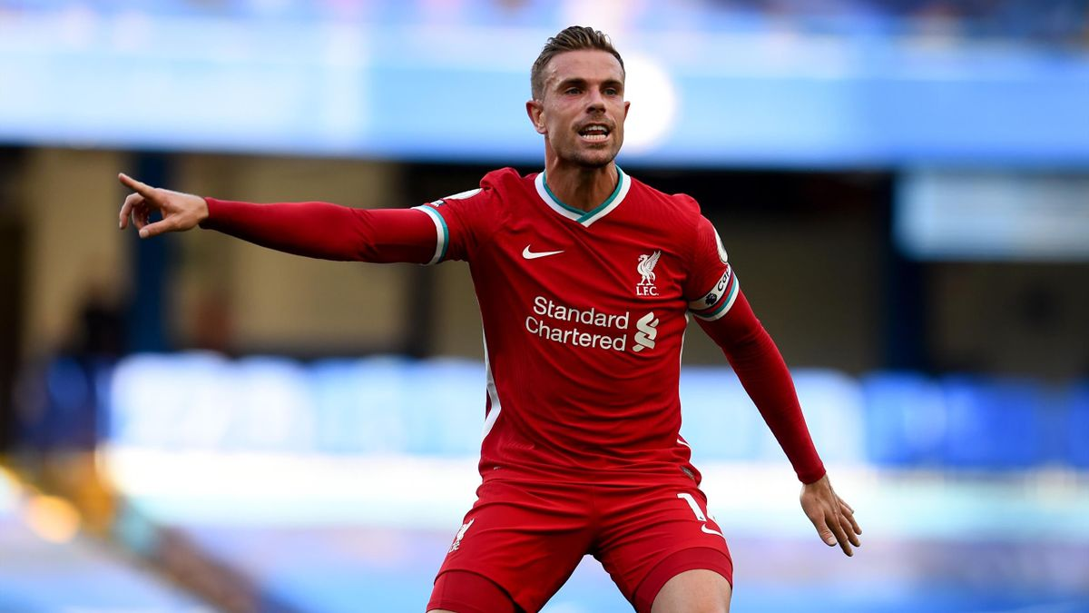 Jordan Henderson (FC Liverpool)