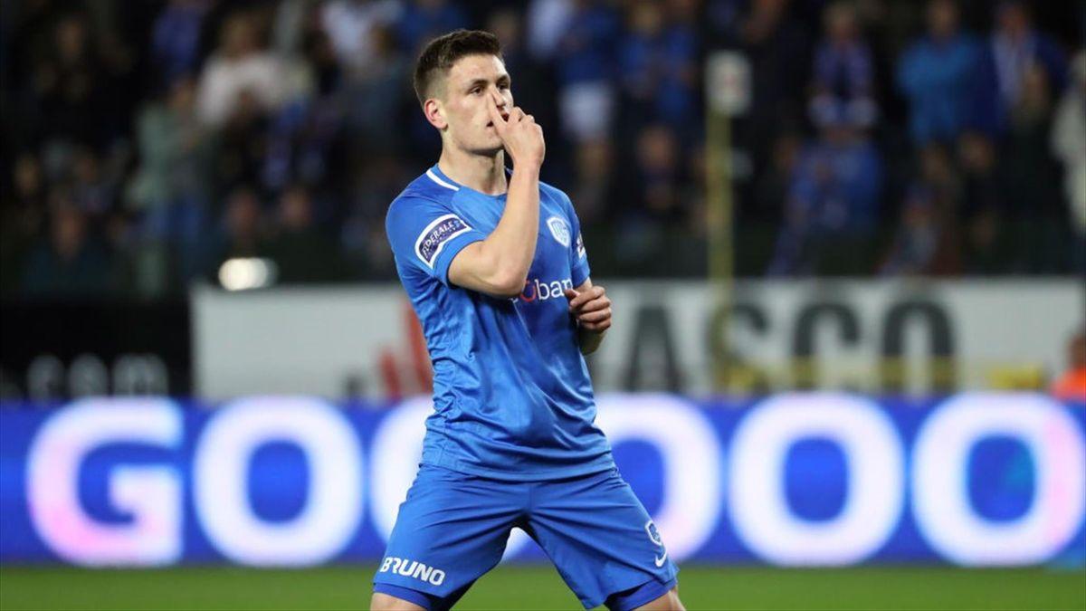 Joakim Maehle - Genk-Anderlecht - Jupiler League 2019/2020 - Getty Images