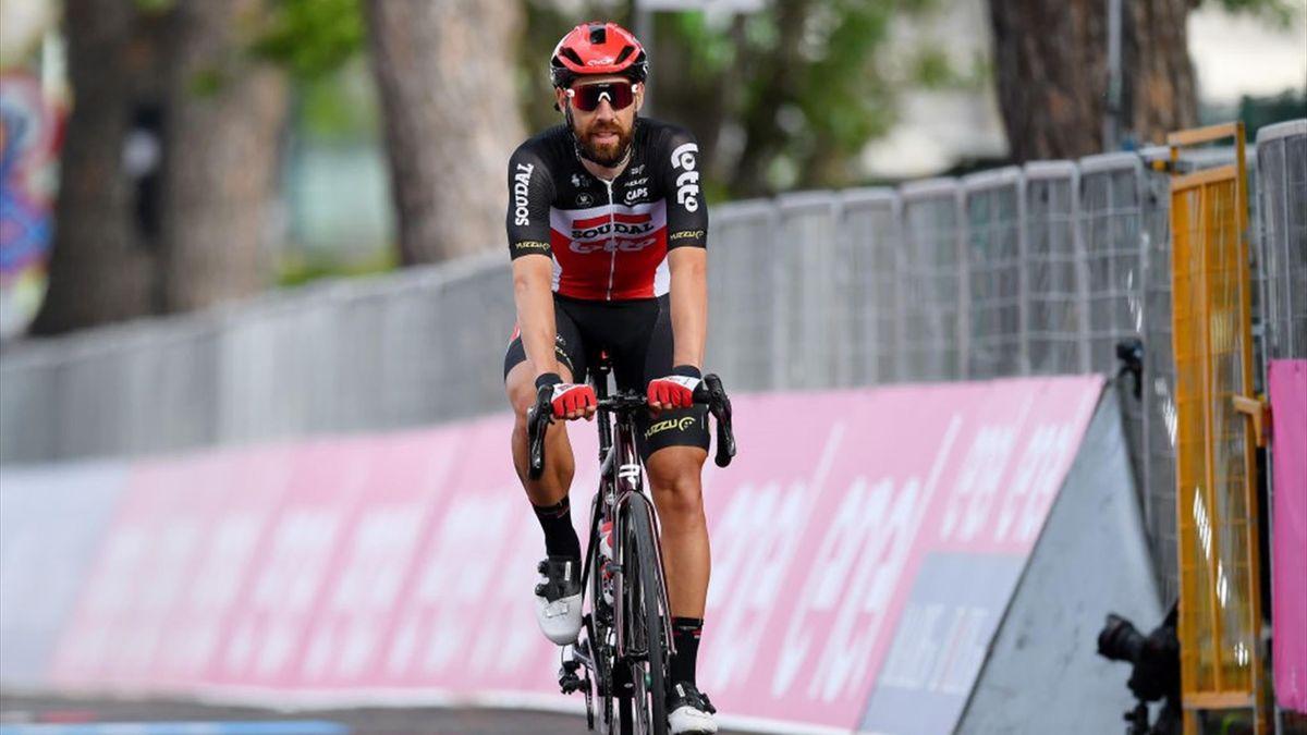 Thomas De Gendt al Giro d'Italia 2021