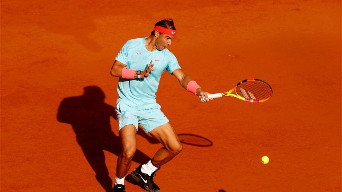 Rafael Nadal a tavalyi Garroson