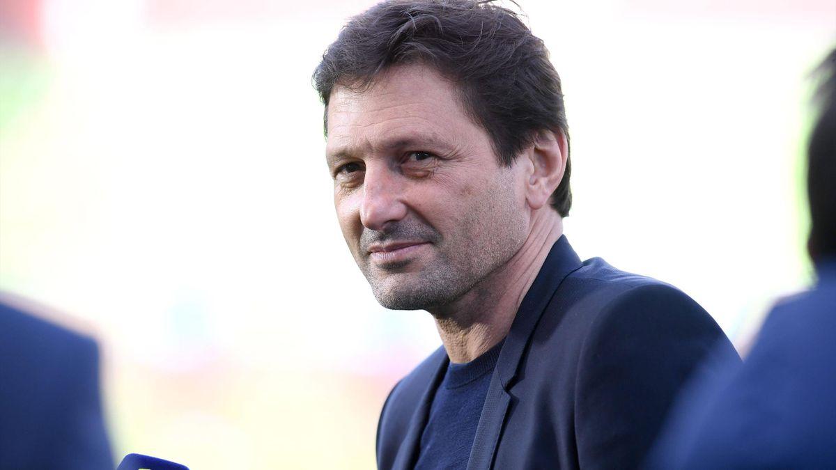 Leonardo (PSG) s'est exprimé sur la Super Ligue et sur Kylian mbappé