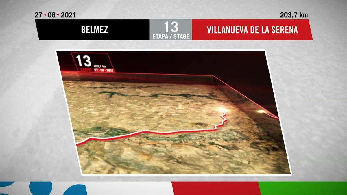 La Vuelta   Samenvatting van rit dertien waarin winnaar Sénéchal zeldzame kans grijpt