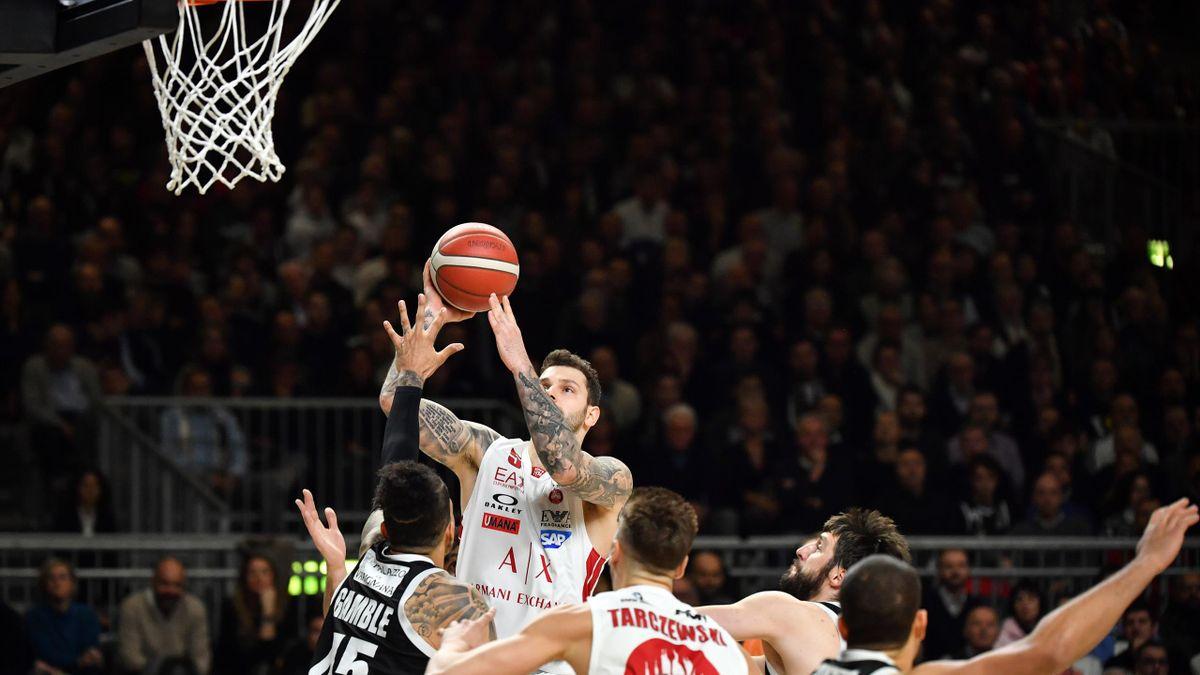 Basket Marathon Su Eurosport 2 Programmazione Straordinaria Della 24a Giornata Di Serie A Eurosport