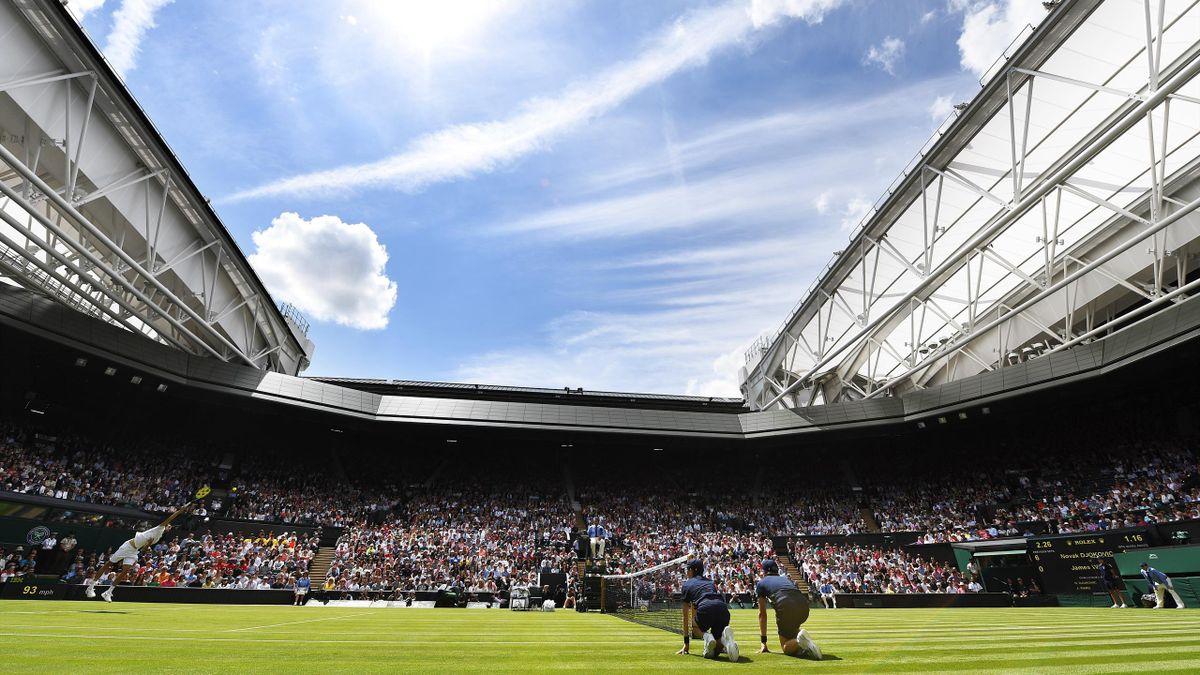 Wimbledon Qualifs