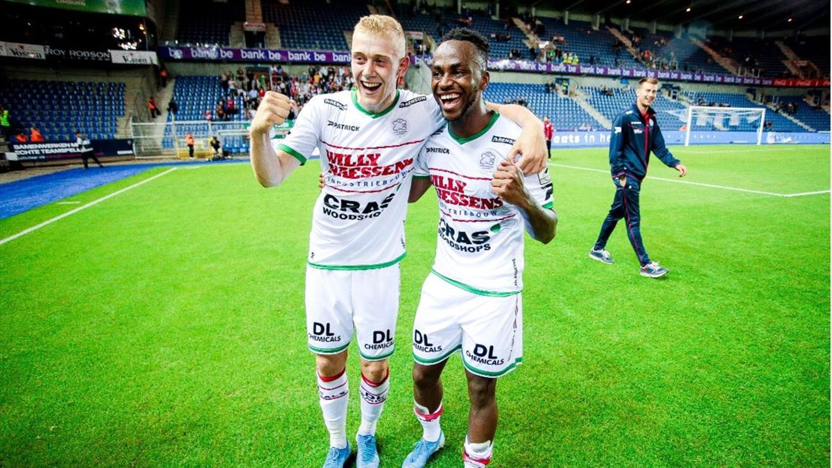 Henrik Bjørdal og Saido Berahino