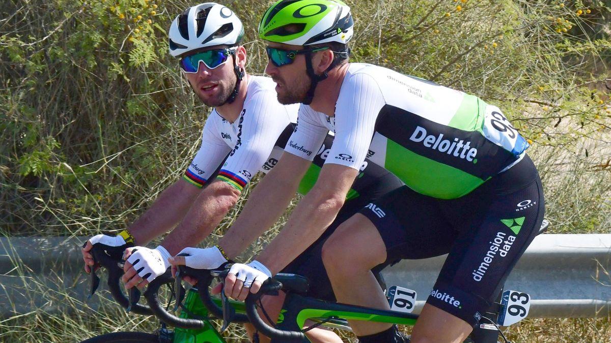 Cycling news – Mark Cavendish salutes Bernhard Eisel after retirement announcement - Eurosport
