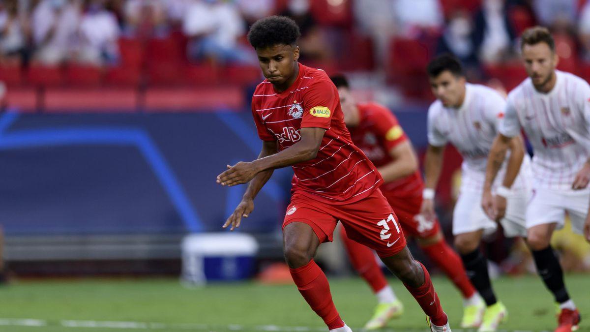 Karim Adeyemi - FC Salzburg