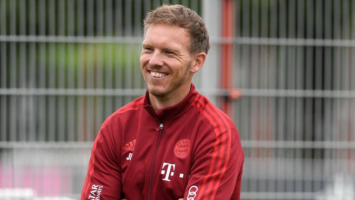 Julian Nagelsmann - FC Bayern