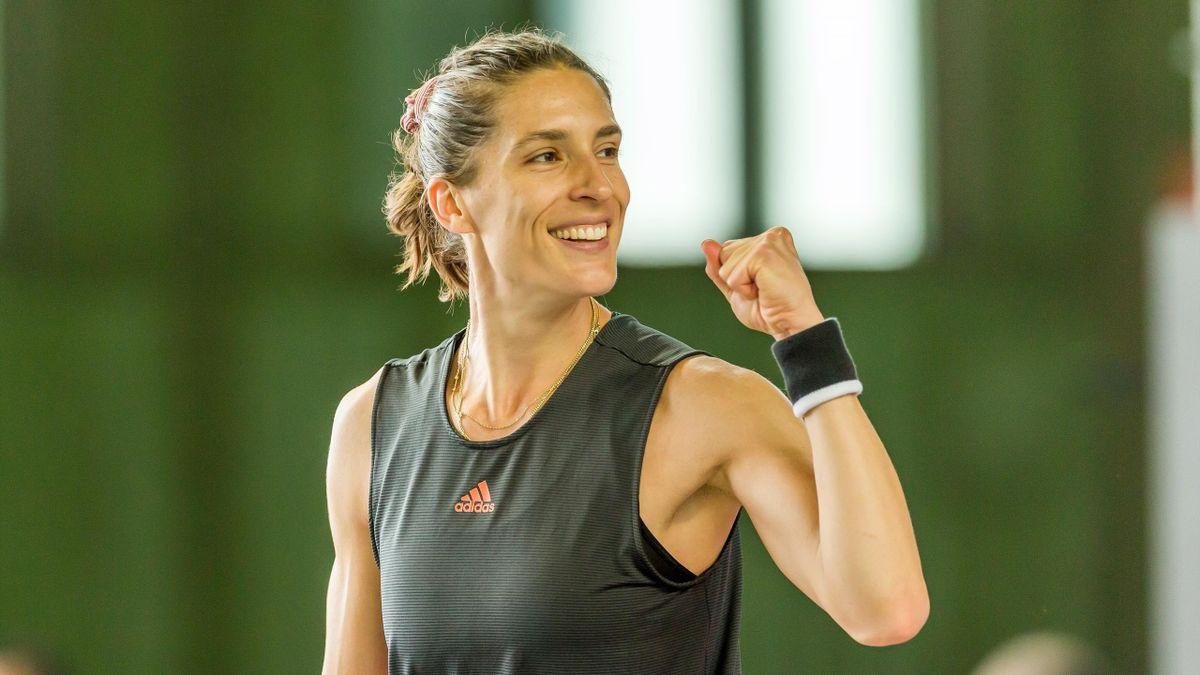 Andrea Petkovic wird Turnierbotschafterin beim ATP- und WTA-Turnier in Hamburg