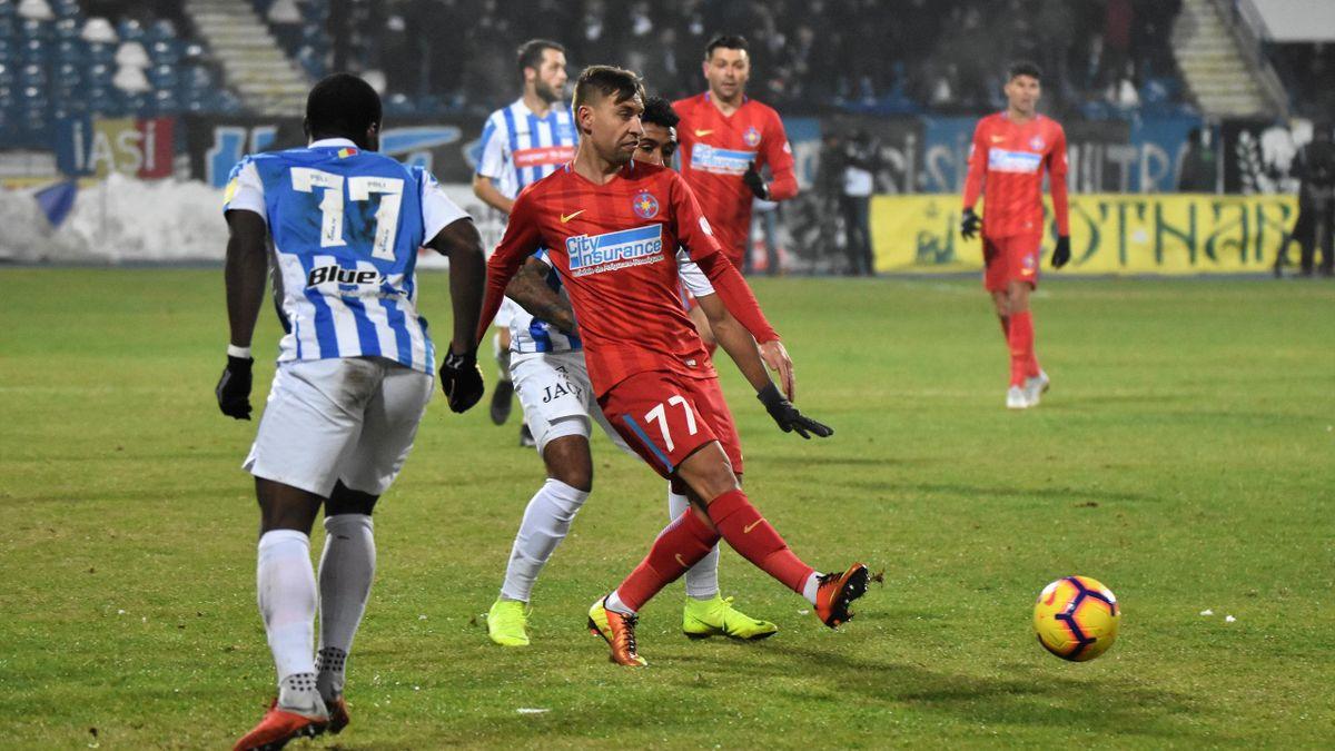 Alexandru Stan va fi împrumutat de FCSB la Poli Iași