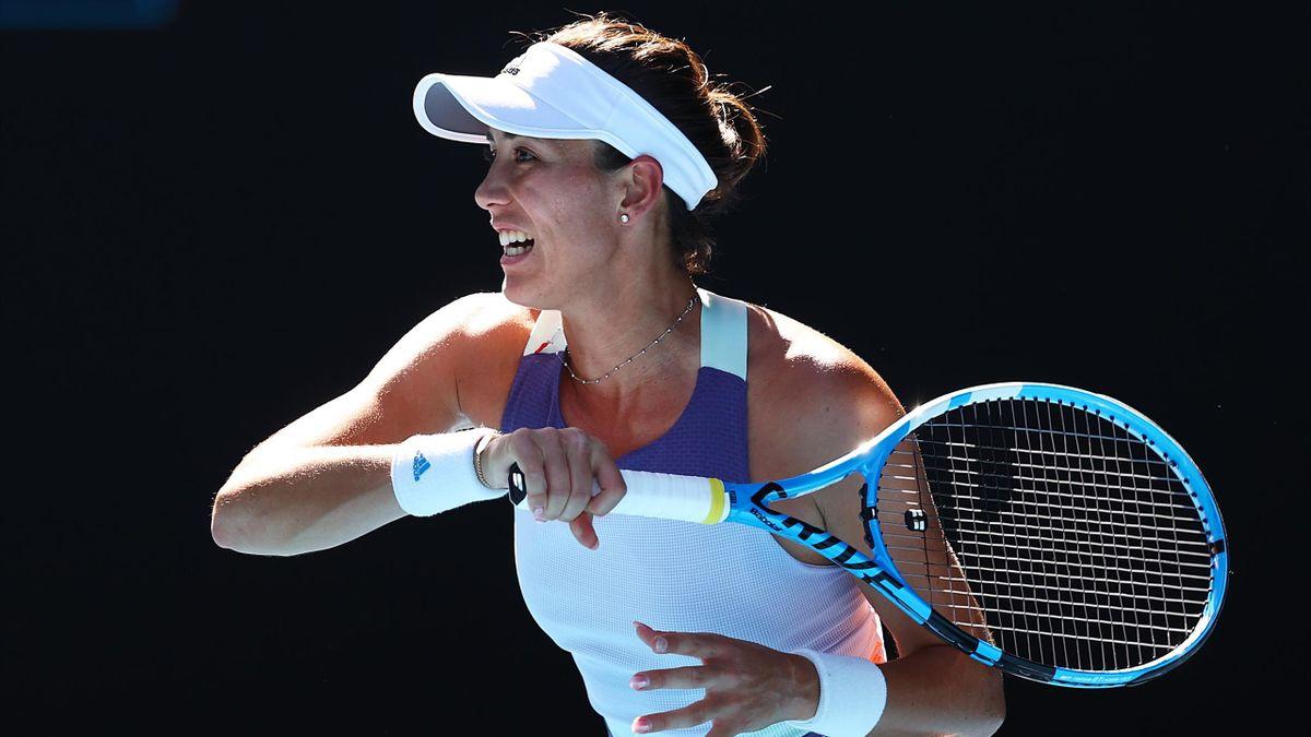 Garbiñe Muguruza (Australian Open 2020)