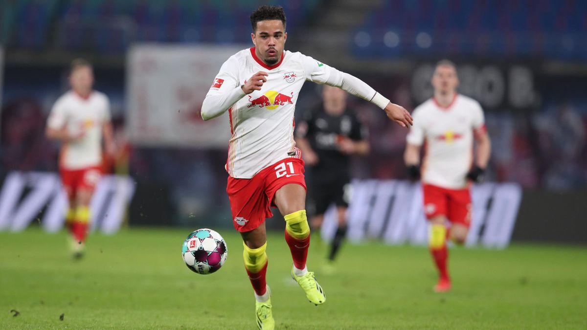 Der Niederländer Justin Kluivert von RB Leipzig wurde für die U21-EM nominiert