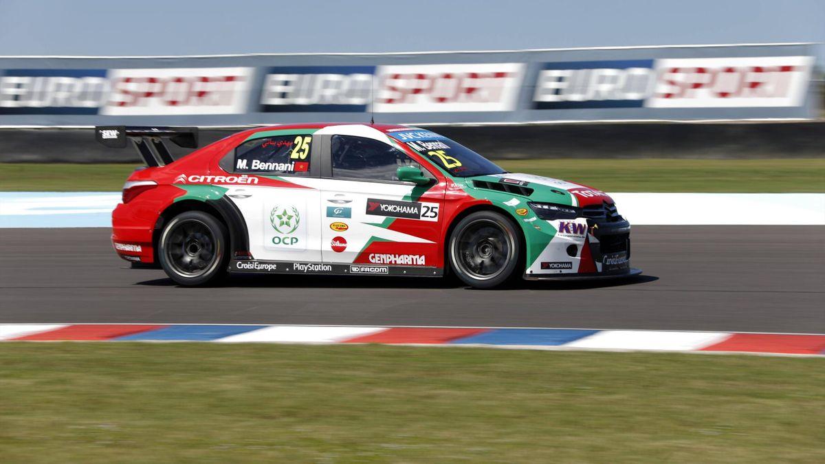 Sebastien Loeb gewinnt das zweite Rennen in Argentinien