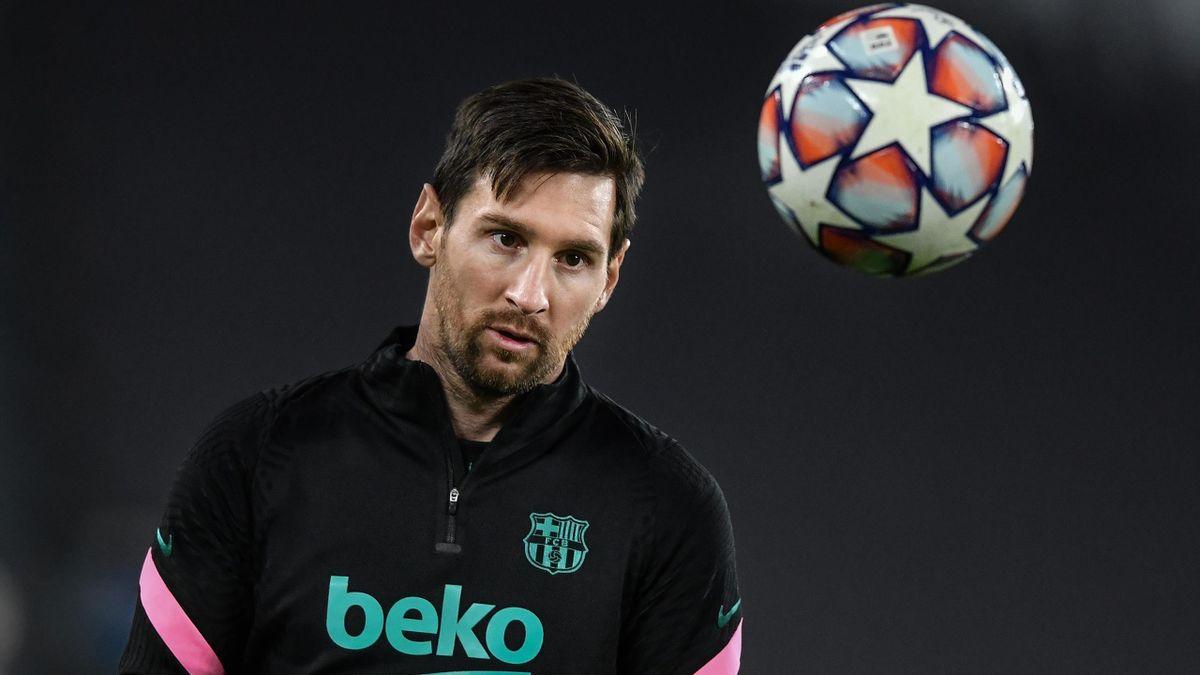Barcelona - Lionel Messi - Champions League
