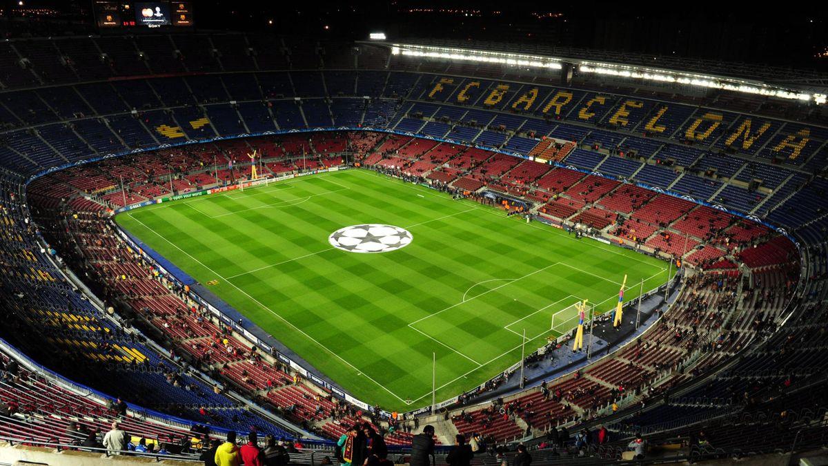 FOOTBALL 2013 Barcelona - Nou Camp
