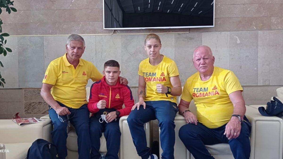 Delegația de box a României pentru Jocurile Olimpice de la Tokyo